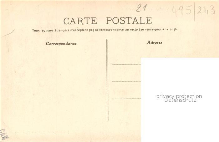 AK / Ansichtskarte Dijon_Cote_d_Or Caserne Vaillant 17e d Infanterie Dijon_Cote_d_Or 1