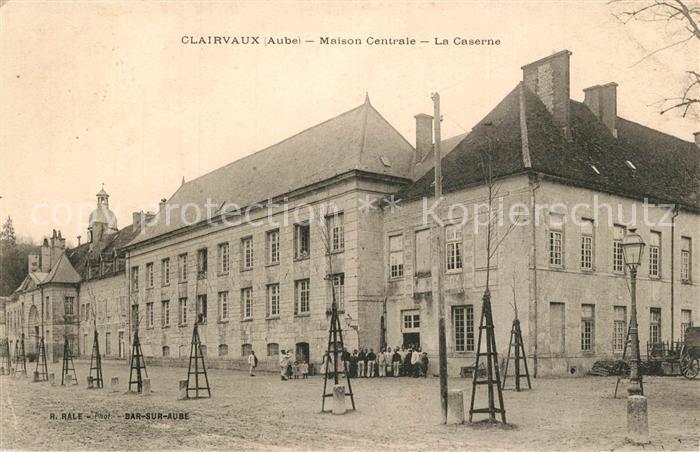 AK / Ansichtskarte Clairvaux_Aube Maison Centrale La Caserne Clairvaux_Aube 0