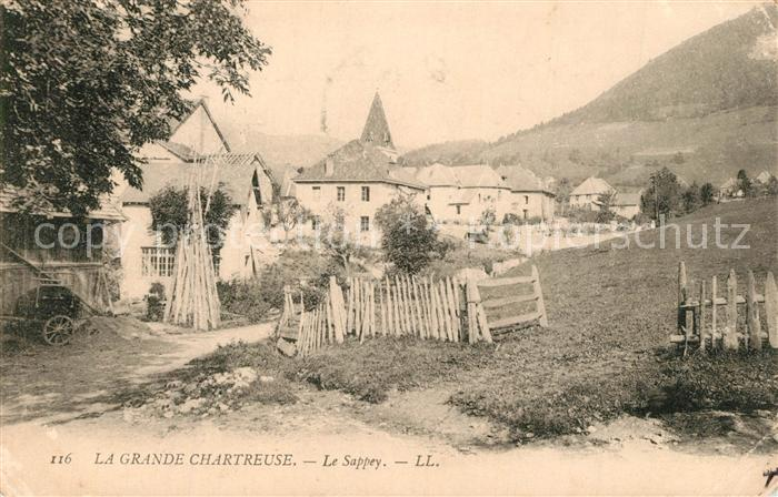 AK / Ansichtskarte La_Grande Chartreuse Le Sappey La_Grande Chartreuse 0