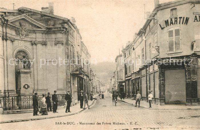AK / Ansichtskarte Bar_le_Duc_Lothringen Monument des Freres Michaux Bar_le_Duc_Lothringen 0