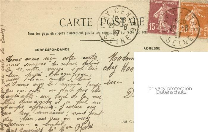 AK / Ansichtskarte Ivry sur Seine La Rue de Paris Ivry sur Seine 1
