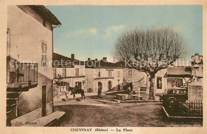 AK / Ansichtskarte Chevinay La Place Chevinay 0