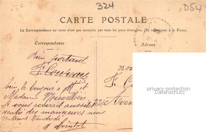 AK / Ansichtskarte Pulligny La Gare et vue generale Pulligny 1