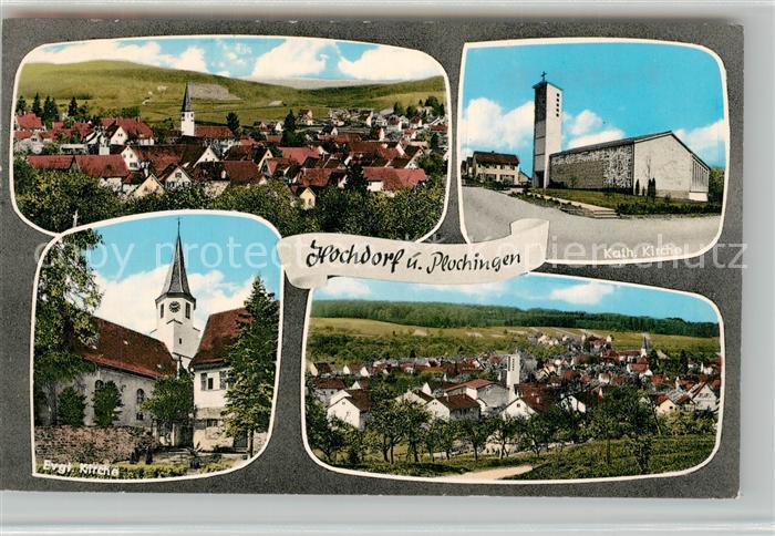 AK / Ansichtskarte Plochingen Hochdorf  Plochingen 0