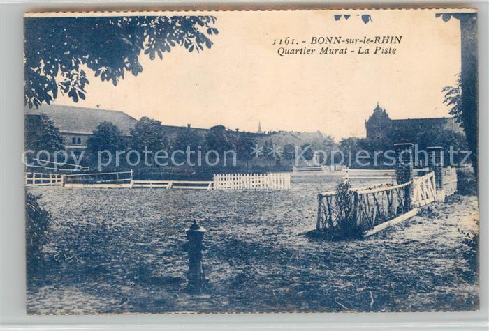 AK / Ansichtskarte Bonn_Rhein Quartie Murat La Piste Bonn_Rhein 0