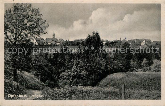 AK / Ansichtskarte Opfenbach Panorama Opfenbach 0
