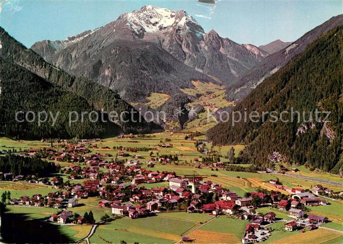 AK / Ansichtskarte Mayrhofen_Zillertal Panorama Mayrhofen_Zillertal