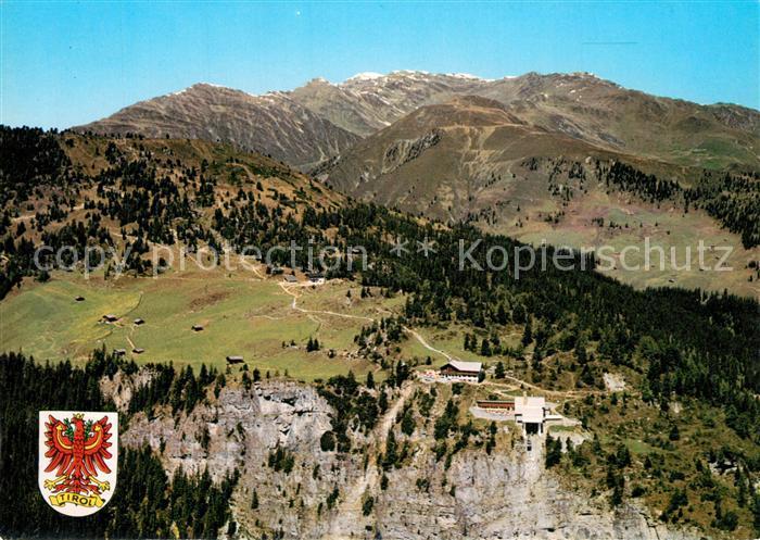 AK / Ansichtskarte Mayrhofen_Zillertal Penkenbahn Fliegeraufnahme Mayrhofen_Zillertal