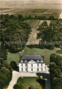AK / Ansichtskarte Jouy le Chatel Chateau Fliegeraufnahme Jouy le Chatel