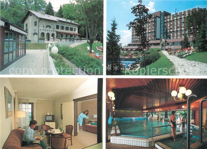 AK / Ansichtskarte Heviz Thermal Hotel Aqua Heviz