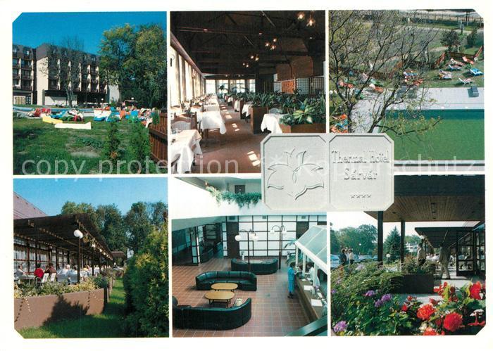 AK / Ansichtskarte Sarvar Thermal Hotel Sarvar