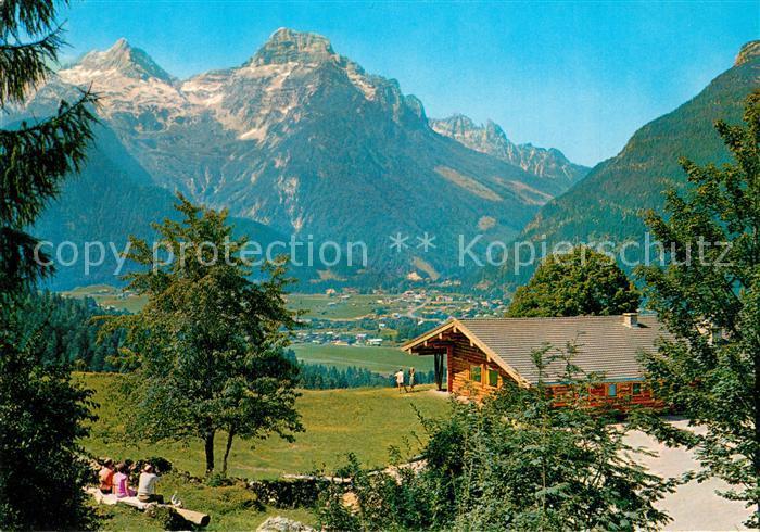 AK / Ansichtskarte Scheffsnoth Restaurant Knappenstadl Scheffsnoth