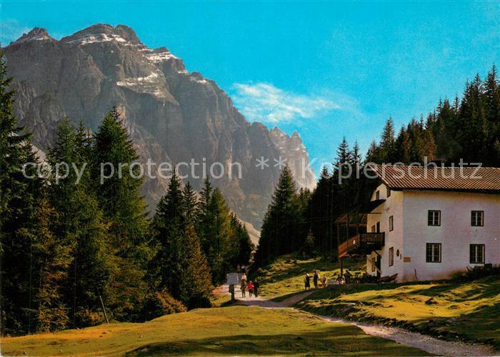 AK / Ansichtskarte Pinnistal Alpenwirtschaft Pinnistal
