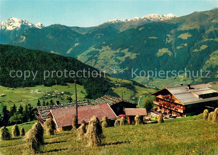 AK / Ansichtskarte Zell_Ziller_Tirol Alpengasthof Enzianhof Zell_Ziller_Tirol