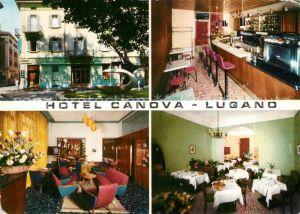 Lugano_Lago_di_Lugano Hotel Canova Bar Gastraeume Lugano_Lago_di_Lugano