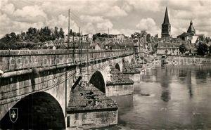 La_Charite sur Loire Vieux pont sur la Loire La_Charite sur Loire