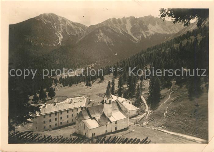 AK / Ansichtskarte Matrei_Brenner Maria Waldrast Peilspitze Matrei Brenner