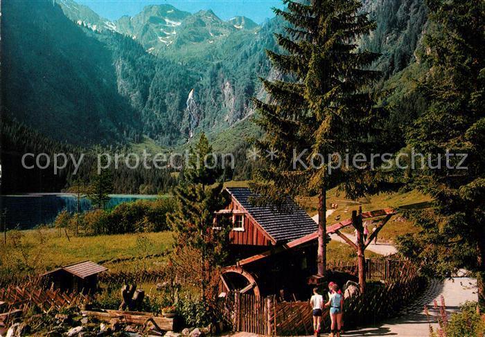 AK / Ansichtskarte Aich_Assach_Steiermark Alte Muehle beim Forellenhof Aich_Assach_Steiermark