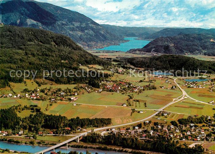 AK / Ansichtskarte Vassach_Villach Ossiacher Vassacher Leonhardsee