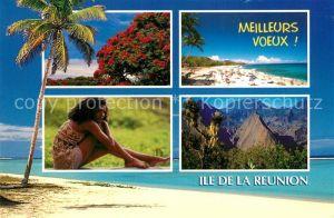 AK / Ansichtskarte La_Reunion Ambiance de La Reunion La_Reunion
