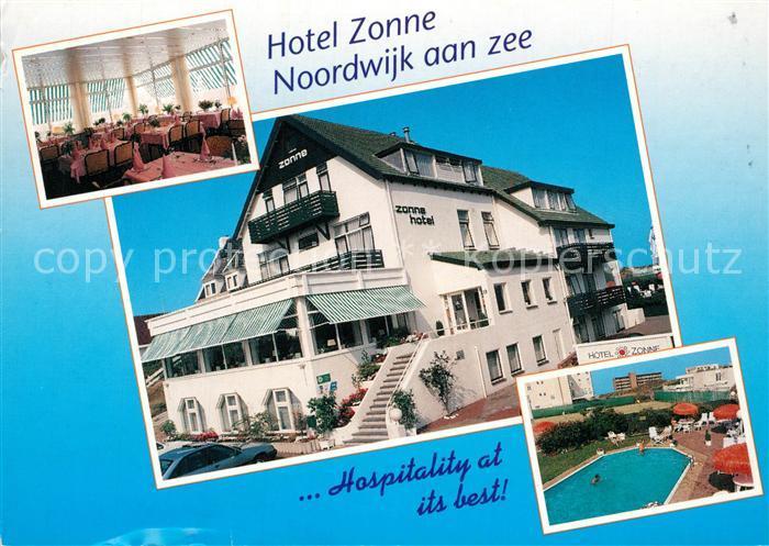 AK / Ansichtskarte Noordwijk_aan_Zee  Hotel Zonne Noordwijk_aan_Zee