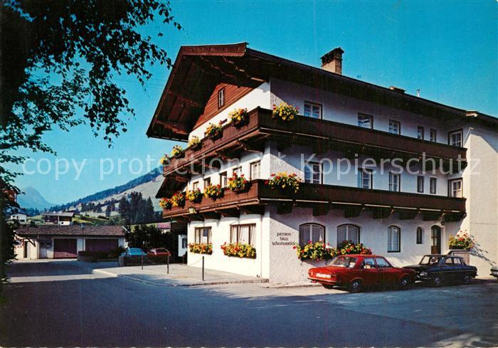 AK / Ansichtskarte Kirchberg_Tirol Haus Schoderboeck Kirchberg Tirol