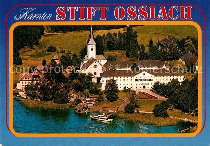 AK / Ansichtskarte Ossiachersee Stift Ossiach  Ossiachersee