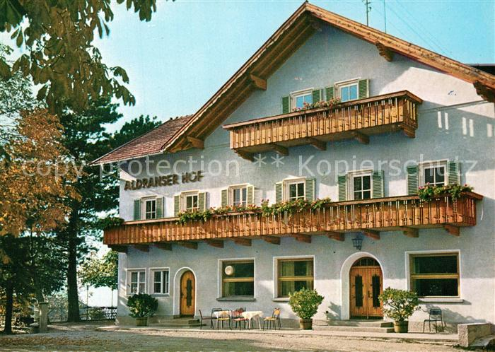 AK / Ansichtskarte Aldrans Aldranser Hof Gasthof Pension  Aldrans