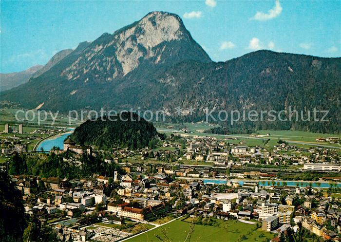 AK / Ansichtskarte Kufstein_Tirol Panorama Kufstein_Tirol