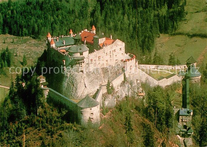 AK / Ansichtskarte Werfen_Salzburg Festung Hohenwerfen Werfen Salzburg