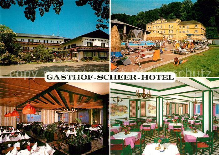 AK / Ansichtskarte Bad_Gleichenberg Hotel Zur Emmaquelle Scheer Bad_Gleichenberg