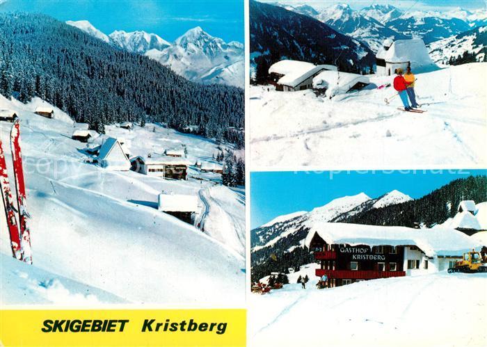 AK / Ansichtskarte Kristberg Berggasthof Kristberg