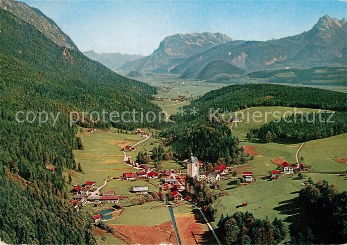 AK / Ansichtskarte Maria Stein Panorama Fliegeraufnahme Maria Stein
