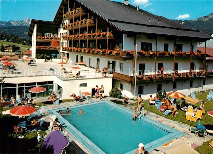 AK / Ansichtskarte Seefeld_Tirol Hotel Klosterbraeu Seefeld Tirol