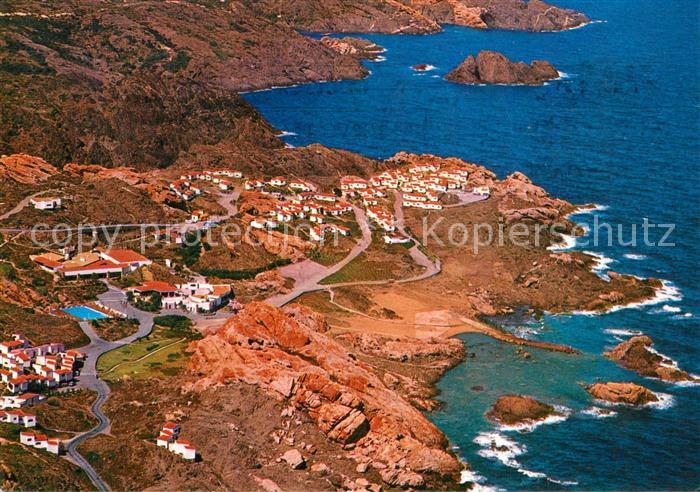 AK / Ansichtskarte Costa_Brava Cabo Creus Vista del Club Mediterranee Costa_Brava