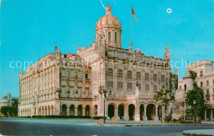AK / Ansichtskarte Havana_Habana Palacio Presidencial Havana Habana