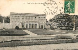 AK / Ansichtskarte Vernon_Eure Chateau de Bizy Vernon Eure