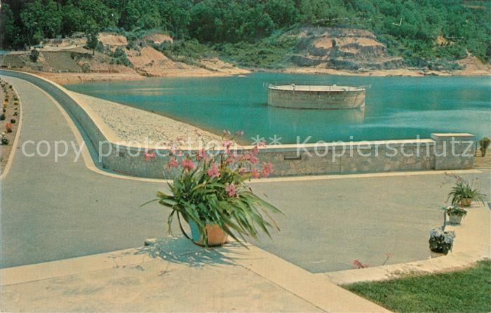 AK / Ansichtskarte Penang Ayer Itam Dam Stausee Damm Penang