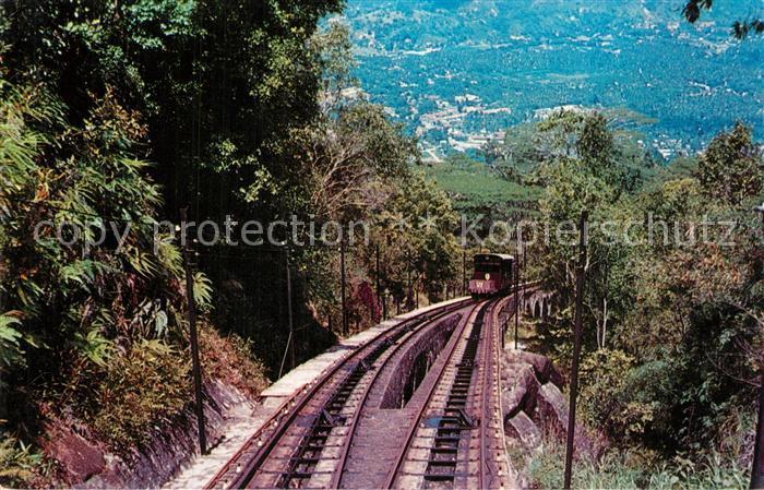 AK / Ansichtskarte Penang Penang Hill Railway Penang
