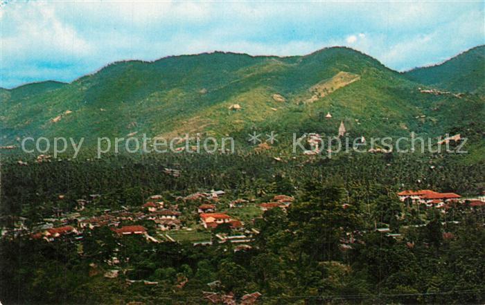 AK / Ansichtskarte Penang Panorama Ayer Itam Valley Penang