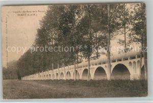 AK / Ansichtskarte Moret sur Loing Aqueduc des Eaux de la Vanne Moret sur Loing