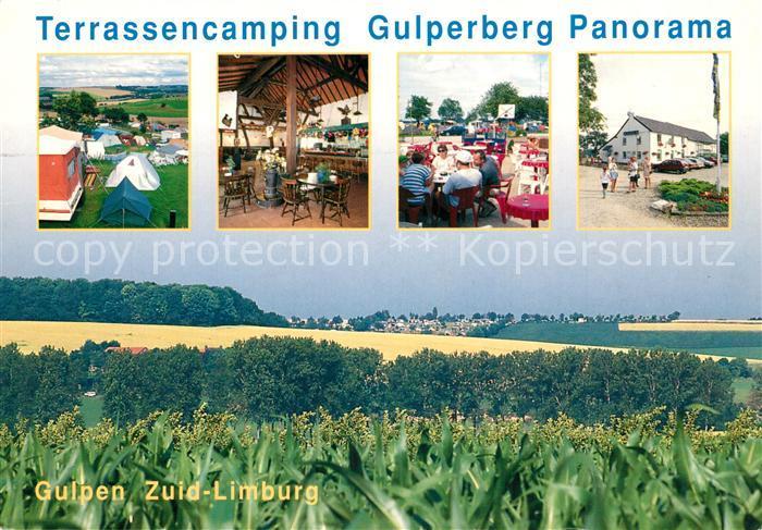 AK / Ansichtskarte Gulpen_Limburg Terrassencamping Gulperberg Landschaftspanorama Gulpen Limburg
