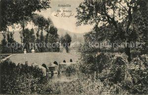 AK / Ansichtskarte Arnaville Le Pont Arnaville