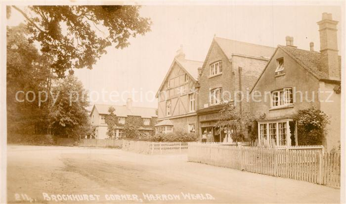 AK / Ansichtskarte Brockhurst Corner Harrow Weald Brockhurst