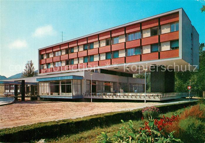 AK / Ansichtskarte Cetinje Hotel Park Cetinje