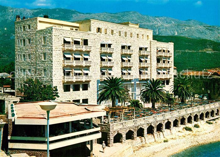AK / Ansichtskarte Budva Hotel Avala Budva