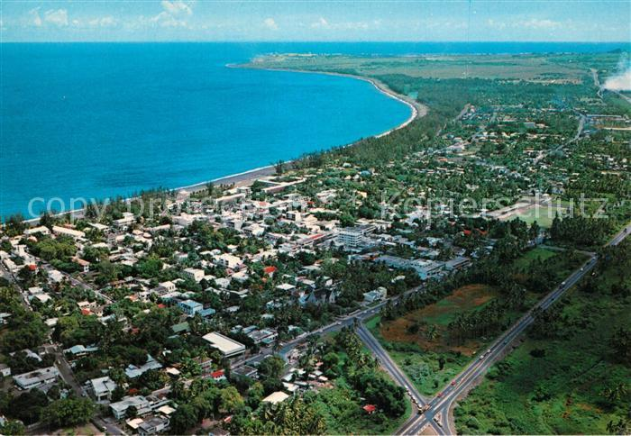 AK / Ansichtskarte Saint_Paul_Reunion Fliegeraufnahme Saint_Paul_Reunion 0