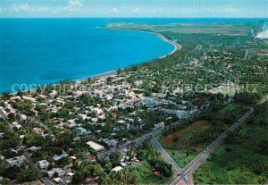 AK / Ansichtskarte Saint_Paul_Reunion Fliegeraufnahme Saint_Paul_Reunion