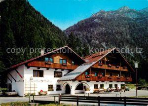 Unterleutasch Gasthof Muehle Alpen Unterleutasch