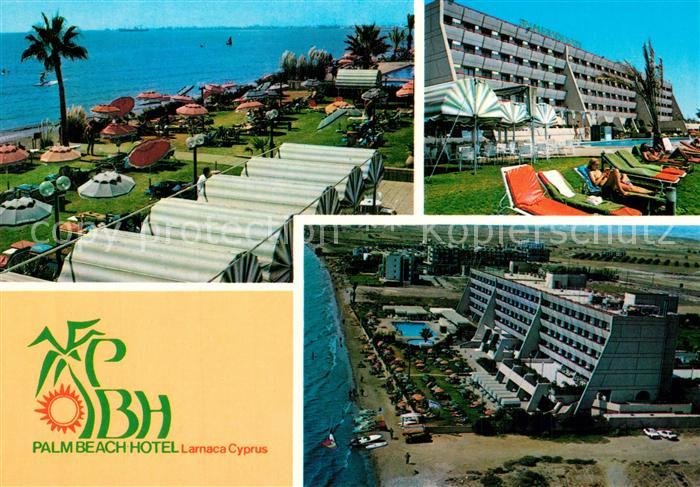 Larnaca Palm Beach Hotel Strand Larnaca